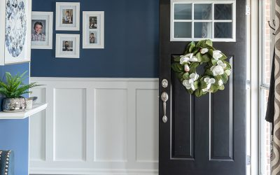 Front Door Wreaths for Spring and a Few Other Things