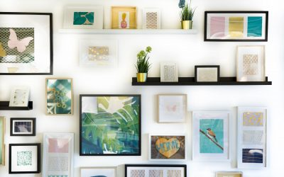 How to Create a Photo Wall in Your Home