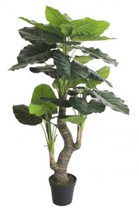 Goplus Artificial Ficus Silk Tree