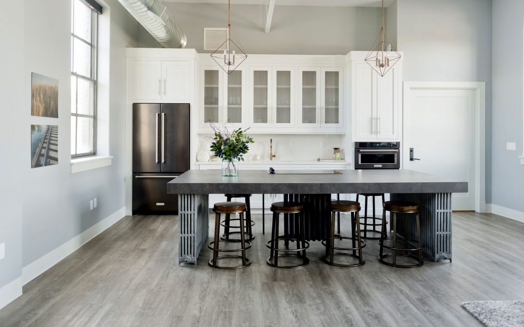 Flooring in Kitchens and Bathrooms; How to Get it Right