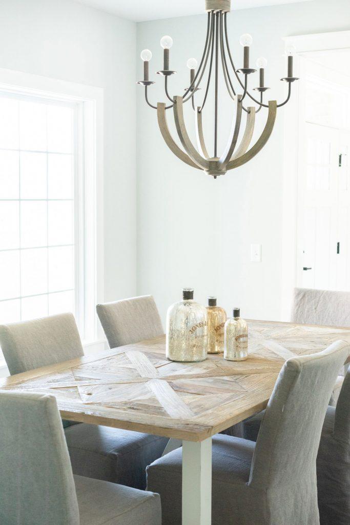 choosing a chandelier