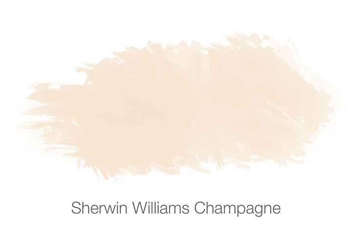 Sherwin Williams Champagne