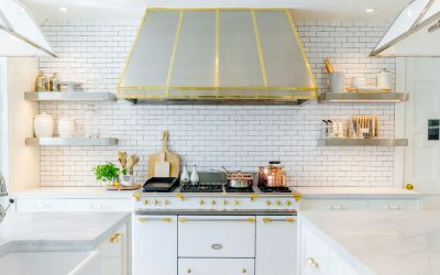 How to Mix Metals in an Interior Space