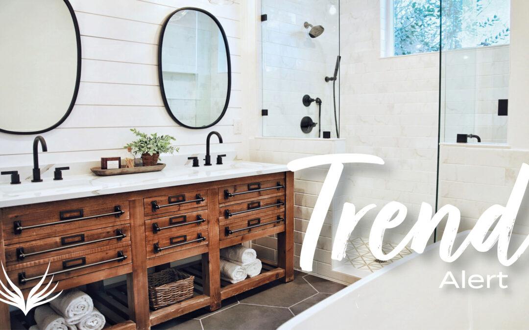 Trend Alert Furniture Style Bathroom Vanity