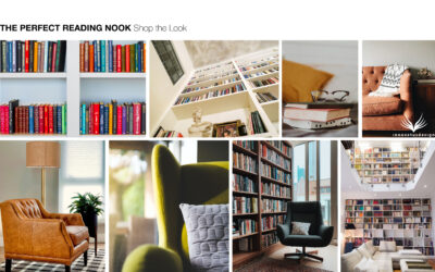 Shop the Look Perfect Reading Nook