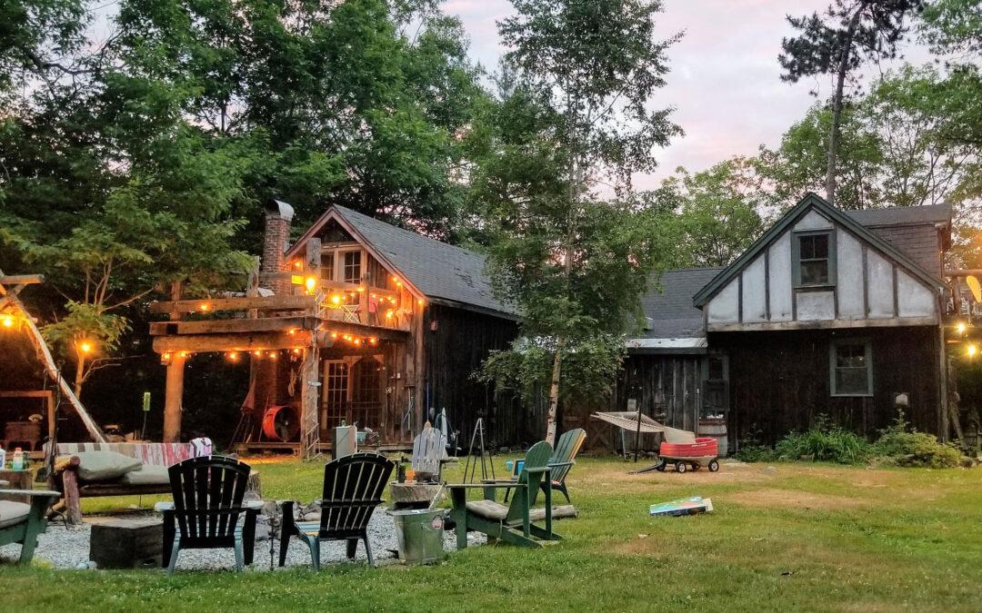 Creating an Outdoor Entertaining Space