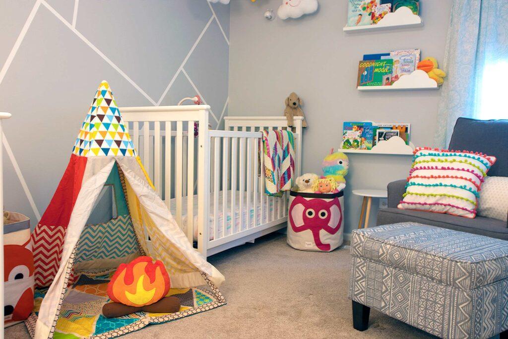 Interior Designer in Downers Grove Il Nursery Designer