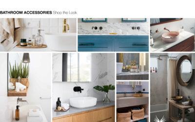 Shop the Look Bathroom Accessories