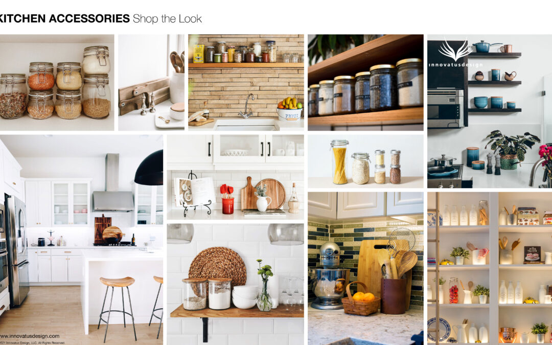 Shop the Look Kitchen Accessories