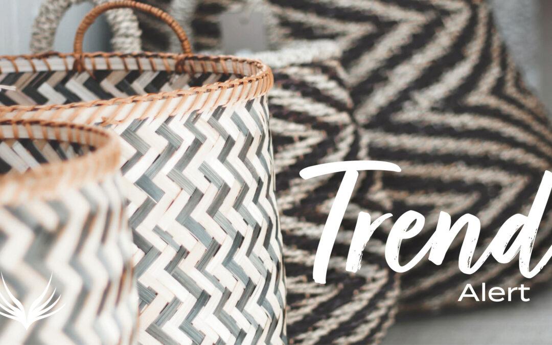 Trend Alert Storage Baskets