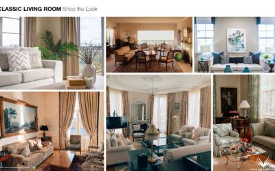 Shop the Look Classic Living Room