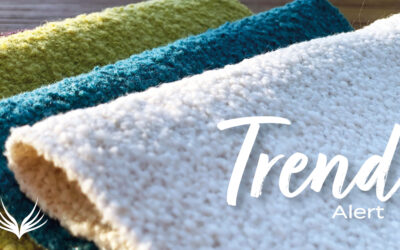 Trend Alert Boucle Fabric