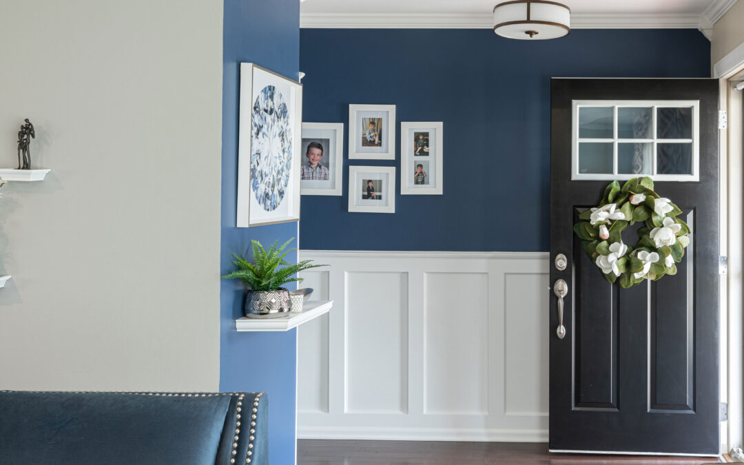 Creating A Welcoming Entry