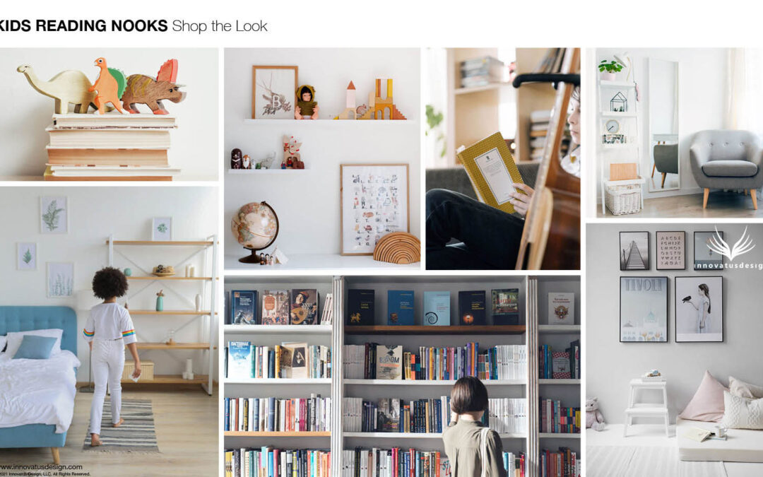 Shop the Look Kids Reading Nooks